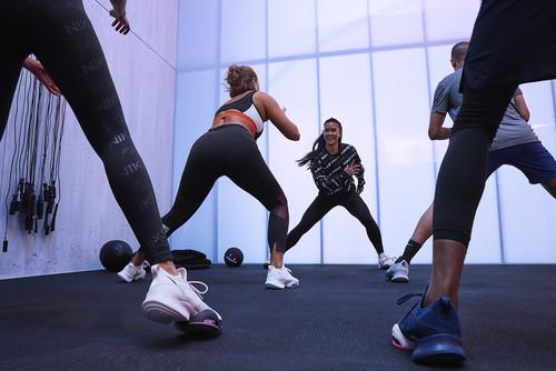 Фитнес конвенция Nike пройдет 21-22 марта в Киеве