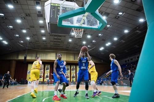 Киев-Баскет обыграл Зволле и досрочно вышел в плей-офф Кубка Европы ФИБА