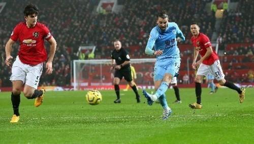Манчестер Юнайтед зазнав сенсаційної поразки від Бернлі в АПЛ