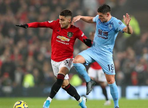 Манчестер Юнайтед — Бернли — 0:2. Видео голов и обзор матча