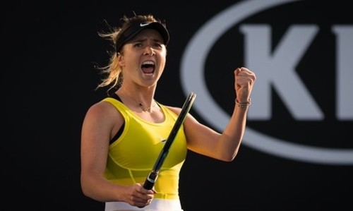 Australian Open. Світоліна вийшла до третього кола, де зіграє з Мугурусою