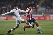 Атлетіко вилетів з Кубка Іспанії, програвши клубу третього дивізіону