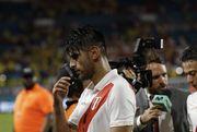 Самбрано пройшов медогляд для аргентинського клубу Бока Хуніорс