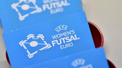Украина станет хозяином группы в квалификации женского Евро-2021 по футзалу
