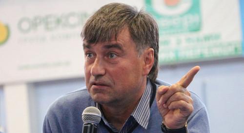 Олег ФЕДОРЧУК: «Спад у грі Зінченка неминучий»