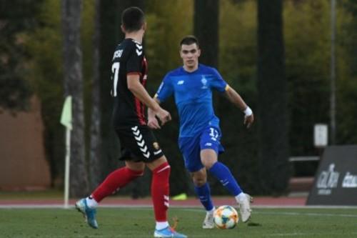 Київське Динамо розгромило Вардар в контрольному поєдинку