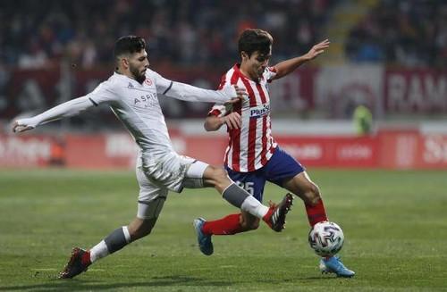 Атлетико вылетел из Кубка Испании, проиграв клубу третьего дивизиона