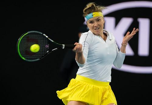 Australian Open. Расписание украинок на 25 января