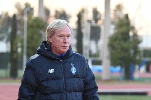 Алексей МИХАЙЛИЧЕНКО: «Провели хороший спарринг с Хайдуком»