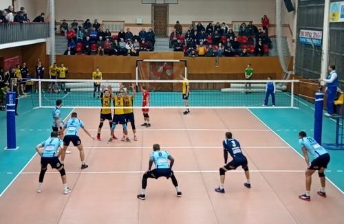 Волейболисты клуба Сердце Подолья сократили отставание от лидеров