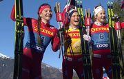 Лыжные гонки. Йохауг выиграла скиатлон в Оберсдорфе