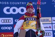 Лыжные гонки. Большунов выиграл скиатлон в Оберстдорфе