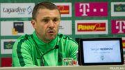 Сергей РЕБРОВ: «Я восхищен нашей игрой, но есть в чем добавлять»
