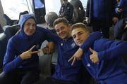 Динамо U-19 розпочало збір в Туреччині