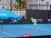 Australian Open. Костенко стартовала с победы в юниорском турнире