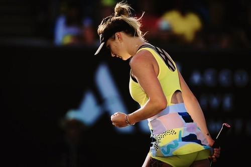 Australian Open. Свитолина снова уступила Мугурусе на Шлеме