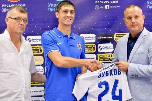 Игрок Львова Зубков может продолжить карьеру в Вересе