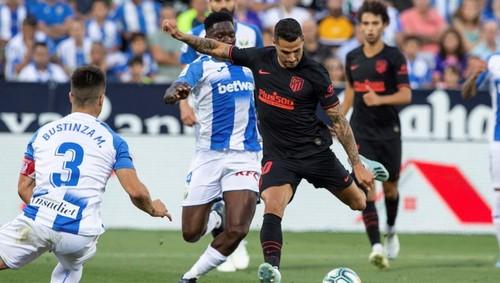 Где смотреть онлайн матч чемпионата Испании Атлетико – Леганес