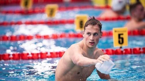 Плавание. Украинцы завоевали пять медалей на турнире в Люксембурге