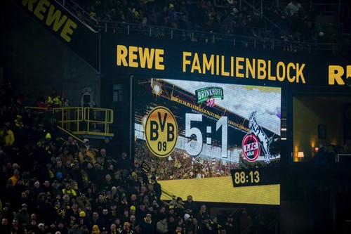 Боруссія Дортмунд - Кельн - 5:1. Відео голів та огляд матчу