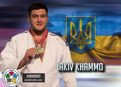 Яков Хаммо завоевал бронзу Гран-при мировой серии по дзюдо