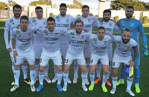 Украинский защитник принес своей команде победу в чемпионате Венгрии