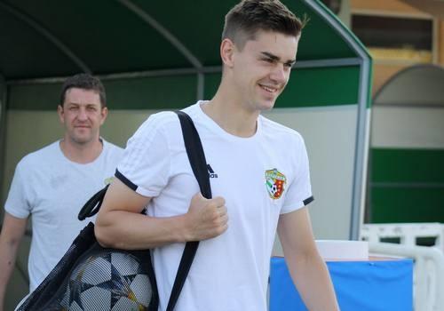 Тарас САКИВ: «Перед отпуском решил, что пора сменить клуб»