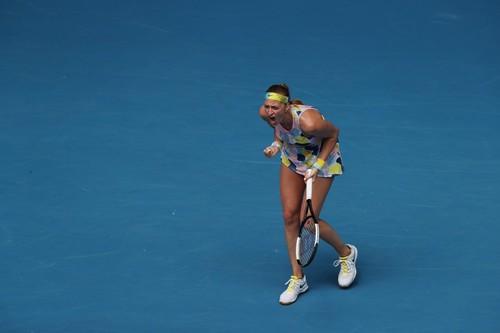 Australian Open. Барті і Квітова вийшли до чвертьфіналу