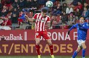 Реал Овьедо с Луниным в воротах отобрал очки у Жироны