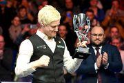 Робертсон выиграл European Masters, повторив рекорд