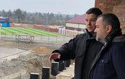УАФ проінспектувала новий стадіон Колоса. Відкриття заплановано на квітень