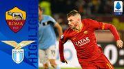 Рома – Лацио – 1:1. Видео голов и обзор матча