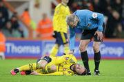 Захисник Арсеналу Мустафі отримав травму в матчі Кубка Англії