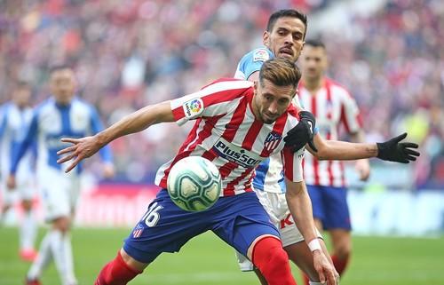 Атлетико не сумел забить Леганесу, повторив антирекорд результативности