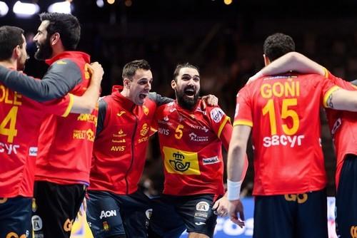 Испания стала чемпионом Европы по гандболу, обыграв в финале Хорватию