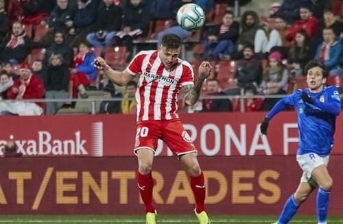 Реал Ов'єдо з Луніним в воротах відібрав очки у Жирони