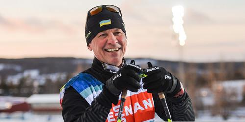 ЛЄСНІКОВ: «На чемпіонаті світу сподіваємося здобути медаль в сингл-міксті»