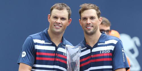 Australian Open. Братья Брайаны сыграли прощальный матч на турнире