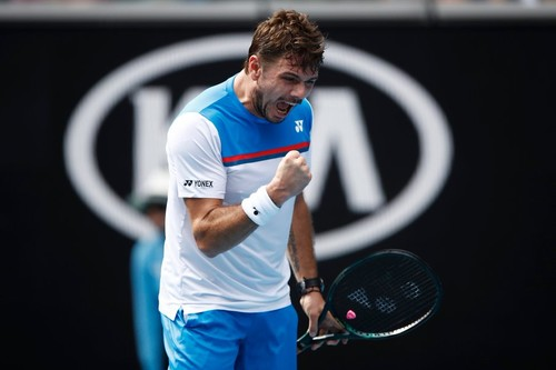 Australian Open. Вавринка одолел Медведева в пяти сетах