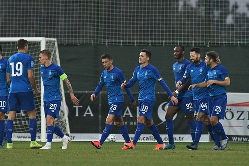 Динамо – Кайрат – 2:0. Текстова трансляція матчу