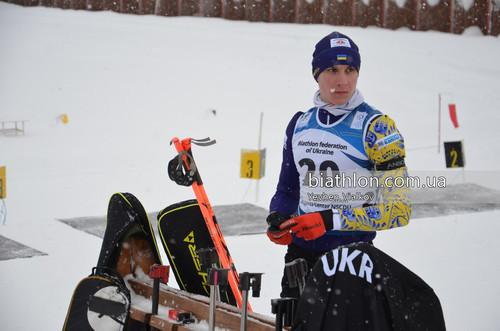 ЮЧМ-2020 по биатлону. Боровик занял 27 место в индивидуальной гонке
