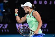 Australian Open. Барті переграла Квітову і вийшла до півфіналу