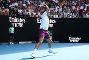 Федерер ушел с семи матчболов в четвертьфинале Australian Open