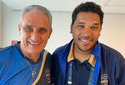 Культовый для Шахтера бразилец стал тренером