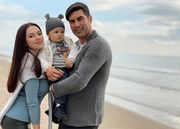ФОТО. Фонсека, остановив победную поступь Лацио, отдыхает с семьей на море