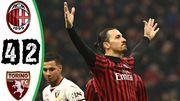 Милан – Торино – 4:2. Видео голов и обзор матча