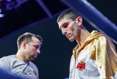 Далакян розповів, як готується до бою в Києві