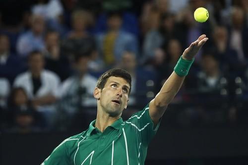 Джокович каждый раз брал титул, когда выходил в полуфинал Australian Open