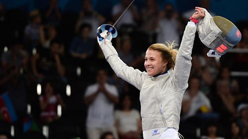 Ольга ХАРЛАН: «Хочется попасть на Олимпиаду командой»