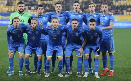 Сборная Украины U-21 в 2020 году проведет как минимум 9 матчей